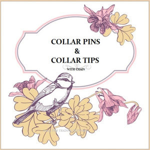 Collar Tips & Pins